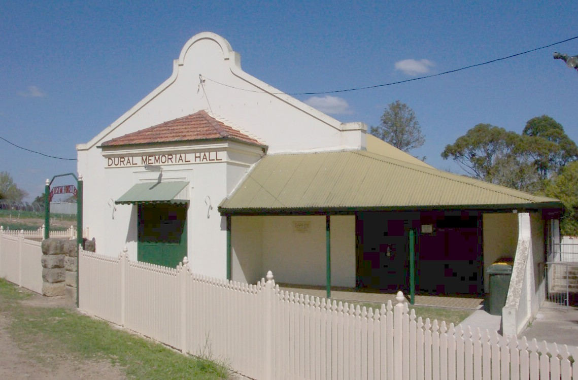 Dural Soldiers Memorial Hall