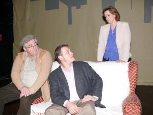 Eddie, Ben, Cheralee