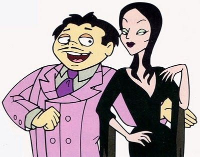 The Addams Family – Click… Click… 😉