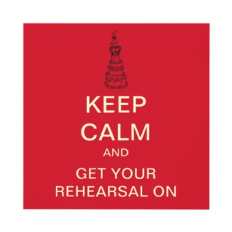 Image result for show rehearsal clipart